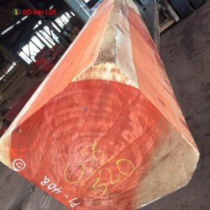 Hương đỏ Padouk phôi Lục Bình (4)